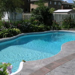 Backyard Pool Outdoor Home Real estate
